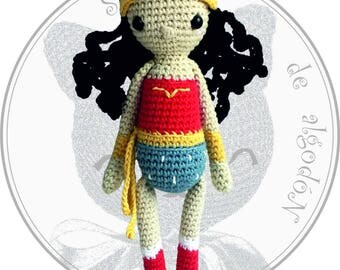 Wonder Woman {Amour Fou} [Ready for shipment]