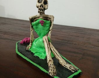 Coffin Series: Sweet Skull of mine