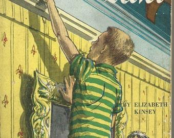 """1950's VINTAGE """"Sea View Secret"""" Children's Book"""