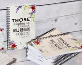 Year Text 2018 Notebook - JW Pioneer School gifts - JW pioneer school - JW Pioneer gifts - Jw Notes