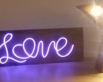 Neon Sign Custom Made