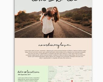 Bespoke wedding website, wordpress website, rustic theme, romantic theme, feminine theme, custom wedding website design, custom domain