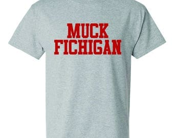 Muck Fichigan T-Shirt (Ohio State)