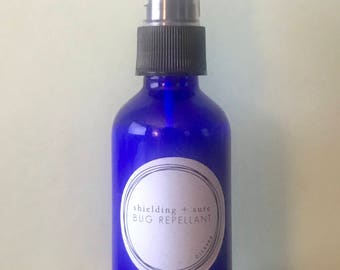 shielding + sure BUG REPELLANT | 100% Natural, w/ Essential Oils