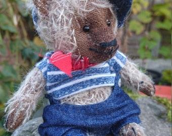 Jack - Artist Bear, Collectible Bear, Vintage Toy