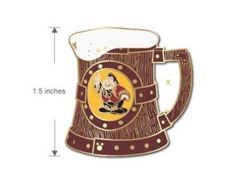 Lefou's Brew Pin - PreOrder