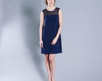 Basic tunic - blue