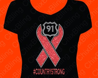 Route 91 Ribbon #CountryStrong