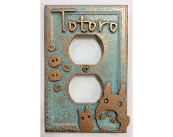 My Neighbor Totoro - Outlet Cover