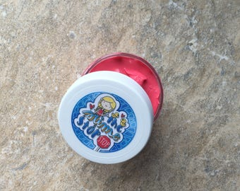 Scented Cranberry Cream
