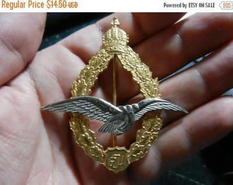 Summer Sale Nice Reproduction of WW1 Austrian Pilots Badge