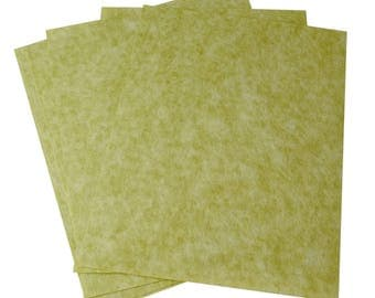 10 Pack 3M Green Wet or Dry Tri-M-Ite™ Polishing Papers 30 Micron 400 Grit Jewelry Making Abrasive Sheets - POL-0145