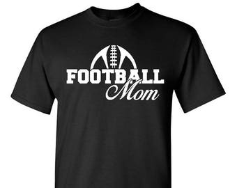 Mom Gift, football gift, mothers day gift, Gift For Her birthday, birthday Gift For Her, Football Mom Shirt, Football Shirt, Football Mom