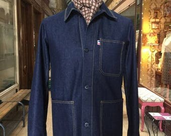 French classic workwear jacket made in Paris!