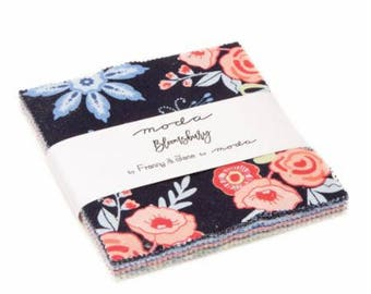 Bloomsbury by Franny & Jane Charm Pack for Moda