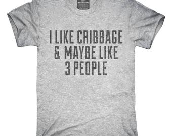 Funny Cribbage T-Shirt, Hoodie, Tank Top, Gifts