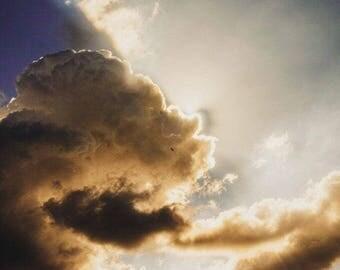 Icarus - Fine art photography print