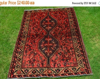 FUTHER SALE 40% DISCOUNT Vintage Double Medallion handmade Carpet