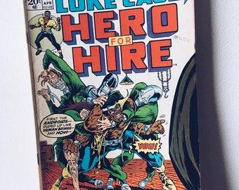 1970's Luke Cage Comic Book #8