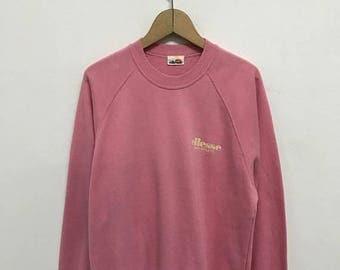 20% OFF Vintage Ellesse Paris Sweatshirt/Casual Shirt/Ellesse Sweater/Ellesse Tennis Shirt/Ellesse Sportwear/Ellesse Pullover