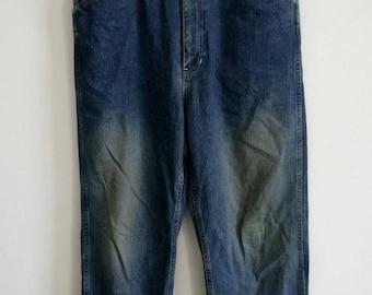 """20% OFF A Bathing Ape Jeans Pant Waist 31"""" Nigo Comme des Garcons Kansai Wtaps 45 Rpm Hr Market"""