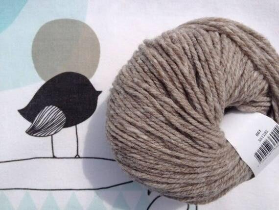 Raw - FONTY FADO wool