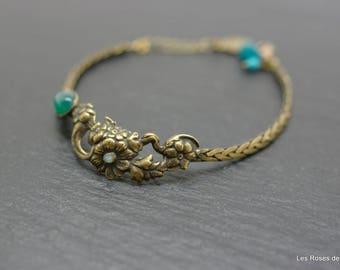 Bracelet art deco Ella