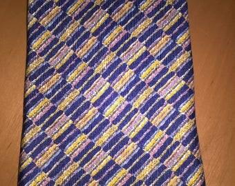 Missoni cravatte  silk tie necktie made in Italy