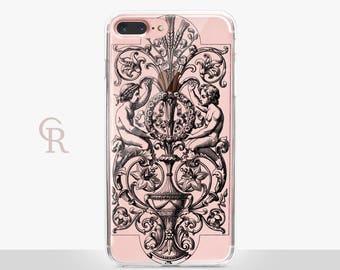 Unique Clear Phone Case For iPhone 8 iPhone 8 Plus iPhone X Phone 7 Plus iPhone 6 iPhone 6S  iPhone SE Samsung S8 iPhone 5 Transparent