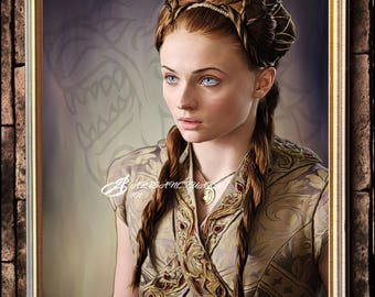 Sansa Stark of Winterfell