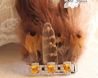 headbands for babies - Boho crown - Bohemian hair accessories - boho baby headpiece - cute baby headbands - cute headbands for girl