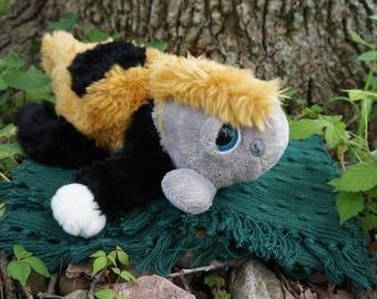 Mark. FrankenFuzzie, Soft Sculpture, Stuffed Animal, Toy