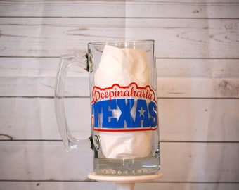 26oz Deep In The Heart of Texas Stein