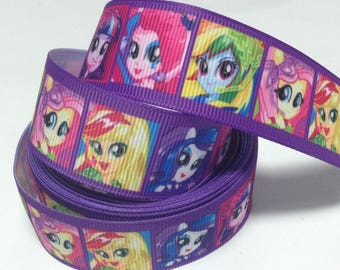 My little Pony (by the yard) 25mm Ribbon