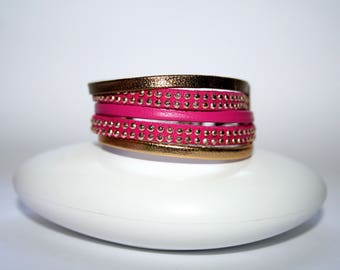 Child Collection Color cuff style bracelet