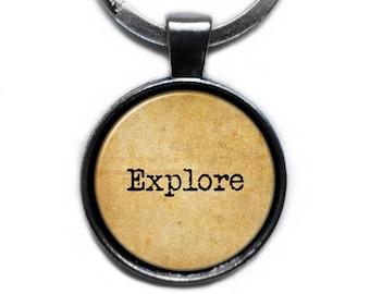 Explore Keychain Keyring