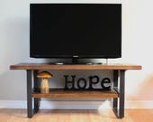 Entertainment center, tv stand, furniture, rustic, tv console, media console, wood, reclaimed wood, credenza, industrial, media center, bar