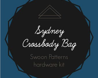 Sydney Crossbody Bag - Swoon Hardware Kit
