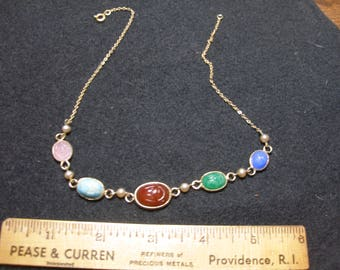 Scarab Necklace(753)