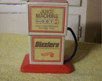 Vintage 1969 Mattel Hot Wheels Juice Machine