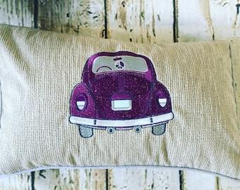 VW Beetle Cushion