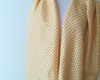 Burberrys, men's or women's silk scarf