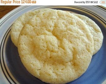 ON SALE: Not Just For The Holidays Homemade Butter Cookies (2 Dozen)