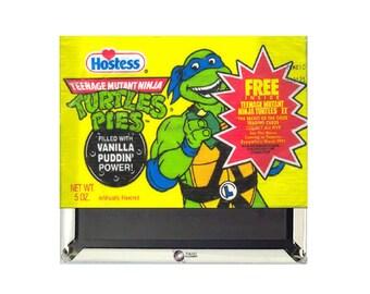 Ninja Turtle Pie Magnet