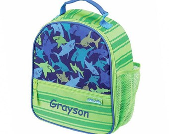 Personalized Trendsetter Lunch Box - Sharks