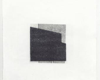 2.1 / Original Monoprint