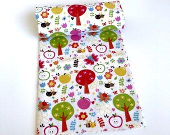 Flannel Receiving Blanket, Swaddling blanket, New baby essentials, Cute boy or girl receiving blanket, nursery baby gift.