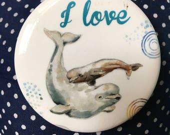 I love beluga!