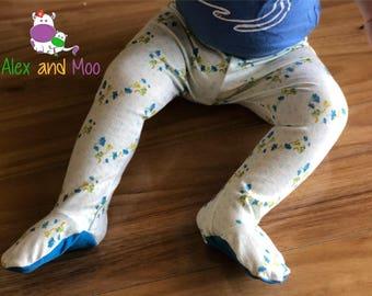 Footed Leggings/Footie Leggings