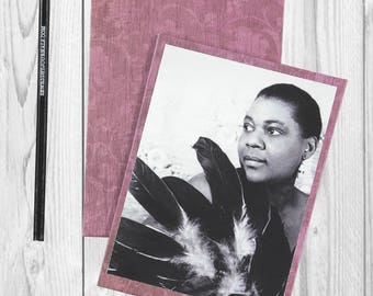 Bessie Smith - Empress of the Blues - Journal/Sketchbook